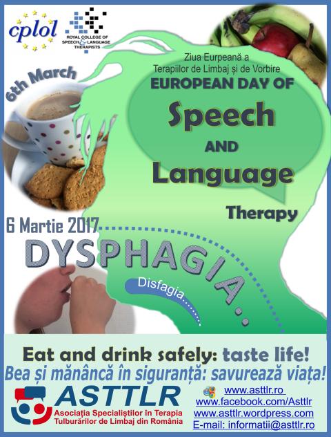 Ziua Europeana a Terapiilor de Limbaj și de Vorbire